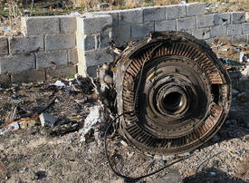 Iran says arrests made over downed Ukrainian plane