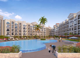 UAE's Danube says $81m Resortz project completed in Dubai