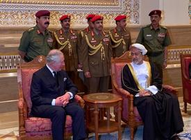 World leaders in Oman pay respects after sultan's death