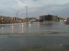 UAE to invest $136m in flood protection measures