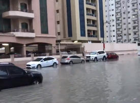No respite for the UAE as heavy rain set to continue