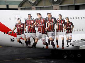 AC Milan, Emirates said to agree deal to extend partnership