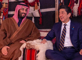 Japan's Shinzo Abe warns military confrontation with Iran will impact global peace