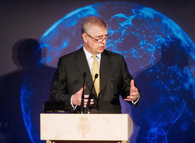Prince Andrew's Pitch@Palace initiative to continue in the Middle East in 2020
