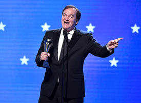 'Once Upon a Time... in Hollywood' reigns at Critics' Choice Awards