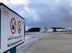 Dubai to allow campers, caravans to use beaches for free with permit