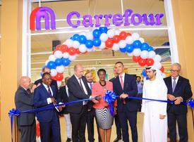 UAE retail major opens first Carrefour in Uganda