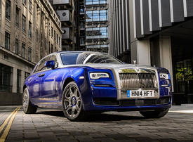 Next-generation Ghost will be 'a remarkable Rolls-Royce', says Torsten Muller-Otvos