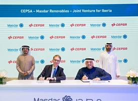 UAE's Masdar eyes more European solar, wind projects with Cepsa deal