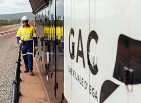 UAE industrial giant says 1m tonnes of bauxite exported from Guinea hub