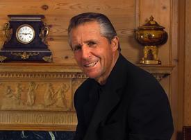 Legend Gary Player signs up to Saudi golfing summit