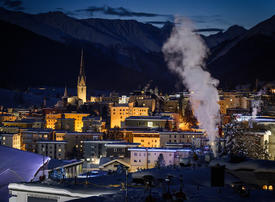 From globalisation to central banks - the key talking points at Davos 2020