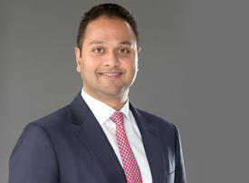 Family values: Binay Shetty following his own entrepreneurial path with BRS Ventures