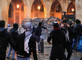 Over a year of protests in the Arab world and Iran