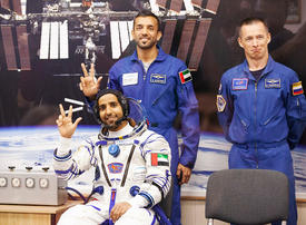 UAE extends deadline for applications to astronaut programme