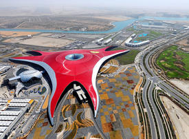 Ferrari World Abu Dhabi reveals expansion plans for 2020