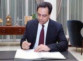 Lebanon PM meets IMF delegation over economic crisis