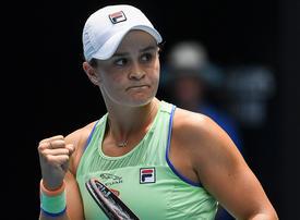World No 1 Barty to make Dubai Duty Free Tennis Championships debut