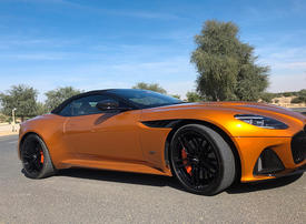Review: Aston Martin DBS Superleggera Volante