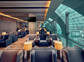 Middle East prime market for future airport lounges, says Plaza Premium Group CEO