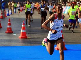 Ethiopians spearhead strong elite field at Dubai Marathon