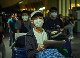 More Gulf airports screen passengers from China amid virus outbreak