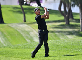 Wu describes opening third round eagle in Dubai as his 'Happy Chinese New Year shot'
