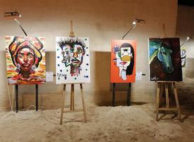 In pictures: Ras Al Khaimah Fine Arts Festival kicks off