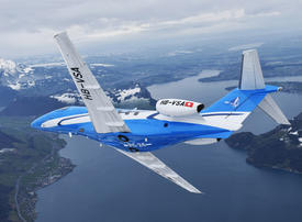 Strata delivers first shipset for Super Versatile Jet
