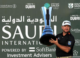 Graeme McDowell ends title drought in Saudi Arabia