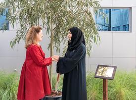 Eucalyptus tree planted at Expo 2020 Dubai to show UAE's bushfire support