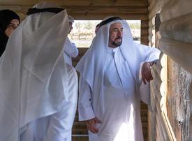 In pictures: Sharjah ruler inspects Kalba developmental project