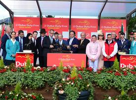Dubai Duty Free extends sponsorship of Irish Derby, boosts prize fund