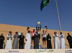 Bauhaus edges Bouhanni to take last stage and Saudi Tour