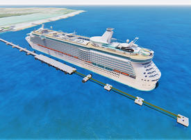 New cruise liner jetty to be built at Abu Dhabi's Sir Bani Yas island