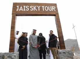 Ras Al Khaimah opens Jais Adventure Peak in new tourism push