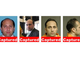 FBI's most wanted 'white collar criminal' arrested in Abu Dhabi