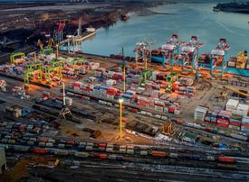 DP World concludes deal for Ukrainian container terminal