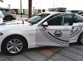 Dubai Police's 5G-enabled patrol cars to reduce response time, improve detections
