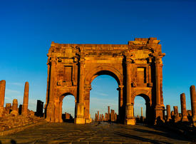 Algeria looking to open its tourism doors to the world
