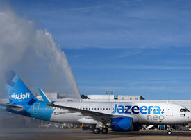 Kuwait's Jazeera Airways to launch flights to Sharjah