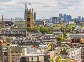 Central London rents decline as vacation homes flood market