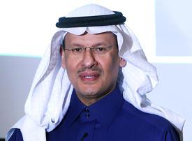 Saudi Arabia says coronavirus's impact on oil is akin to a house on fire