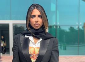 Emirati entrepreneur Sara Al Madani to launch at least three firms in 2020