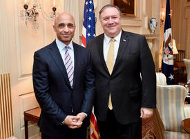 Fatigue growing amongst US public with Middle East problems: Yousef Al Otaiba