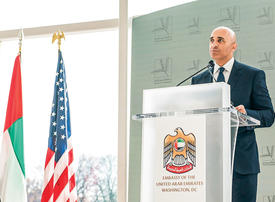 Yousef Al Otaiba: Our man in Washington