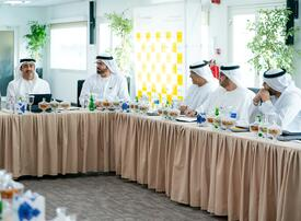 UAE's Golden Jubilee Committee holds first meeting