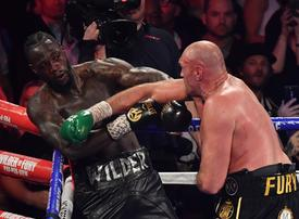 Tyson Fury batters Wilder in TKO triumph in WBC heavyweight title rematch
