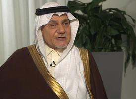 Video: Saudi's Prince Turki talks Iran relations & G20 Presidency