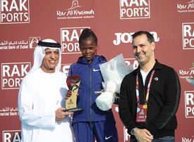 In pictures: Record-breaking 2020 Ras Al Khaimah Half Marathon